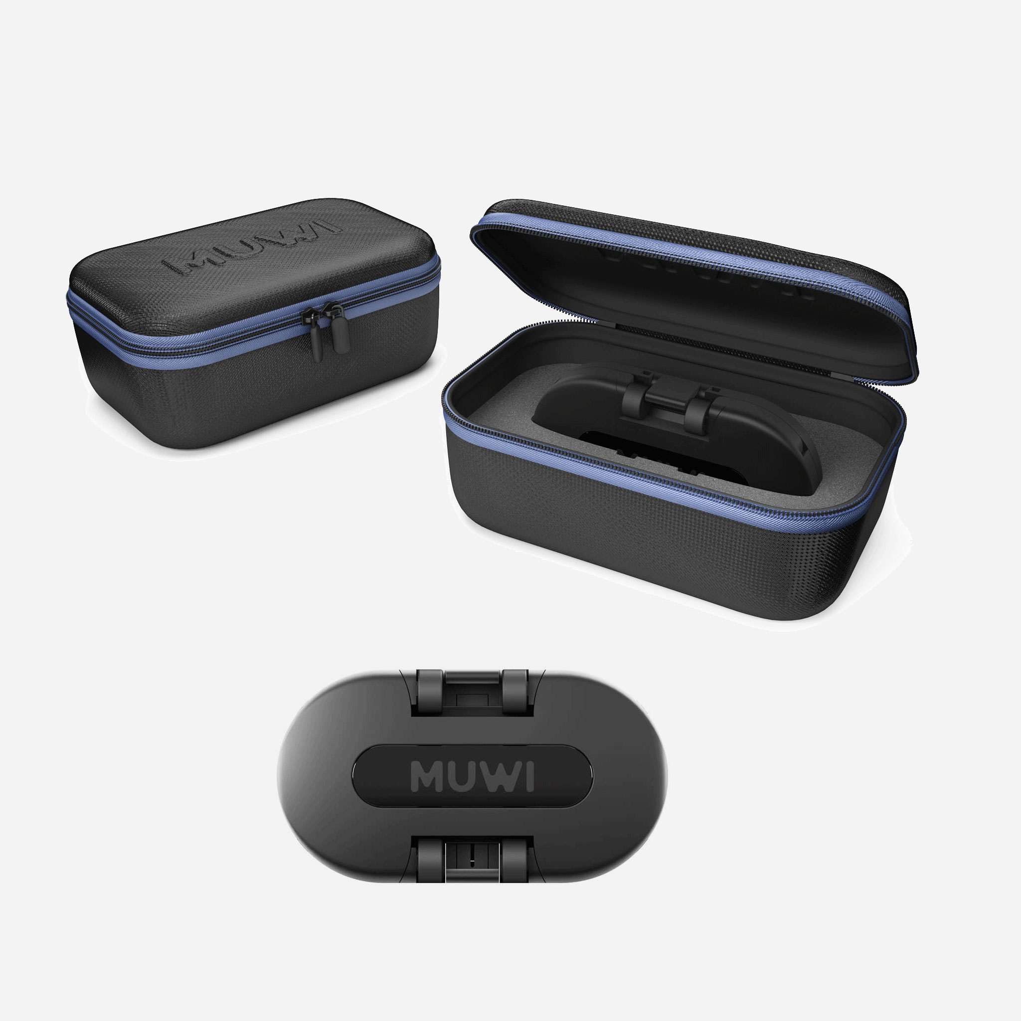 Pocket sized table top dolly, MUWI with its own carry bag