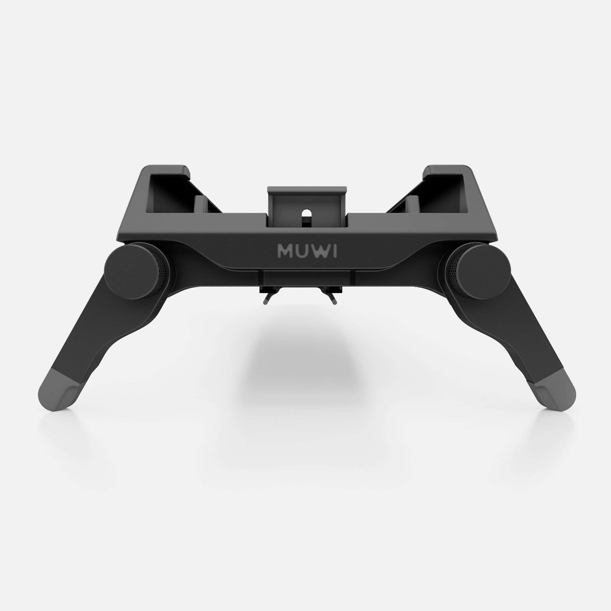 The world's first foldable slider Track X has lightweight and portable body.