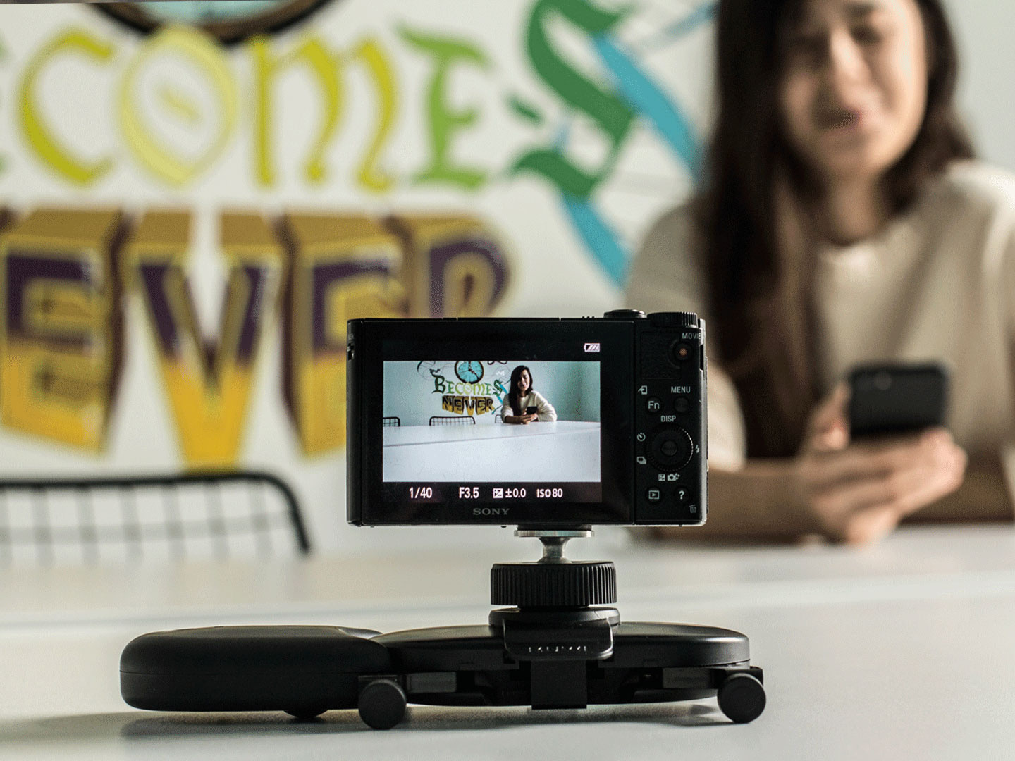 Muwi provides smooth camera motion control with Flow X add-on.